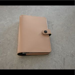 Filofax Leather Personal Organizer
